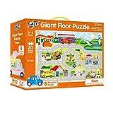 Galt Toys- Town Puzle De Suelo Gigante-Ciudad, Multicolor (1005023)