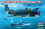 Hobby Boss 80331 Avenger Mk 1 - Caza británico [importado de Alemania]