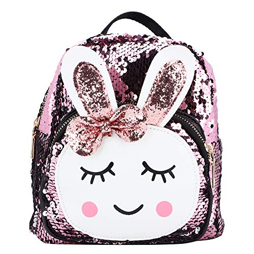 Asixxsix Children School Bag Boys Backpack, Kids Backpacks, 3-6 Years Old Adjustable Preschool Backpack for Storage Baby Toy Supplies(Pink)