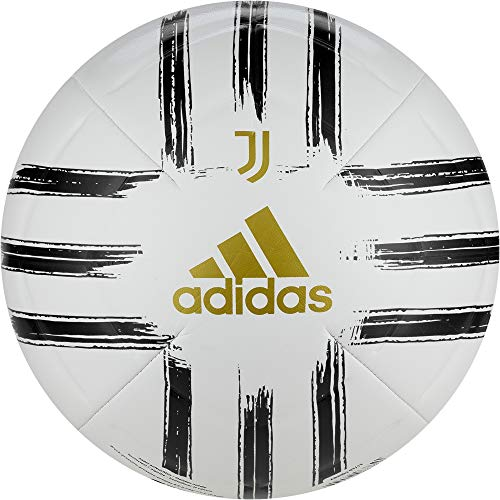 adidas Pallone CLB Juve PALLONI Calcio Bianco 5