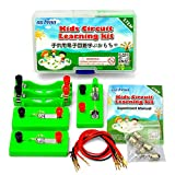 OSOYOO Electricity Science Experiment Kit for Kids | Parallel Series Circuit Building Learning...