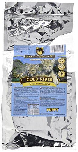 Wolfsblut | Cold River Puppy | 2 kg | Forelle | Trockenfutter | Hundefutter | Getreidefrei