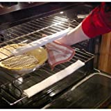 """ChatAngle(TM) Oven Rack Guards - Cool Touch by Jaz 18"""" Extra Long Oven Rack Guards (Pack of 2)"""