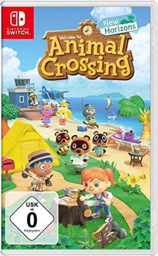 Animal Crossing: New Horizons [Nintendo Switch] [Importacion Alemania]