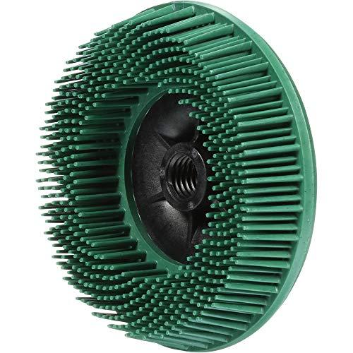 Scotch-Brite Bristle Discs - 3m s/b 4.5x5/8-11 grade120048011-24243