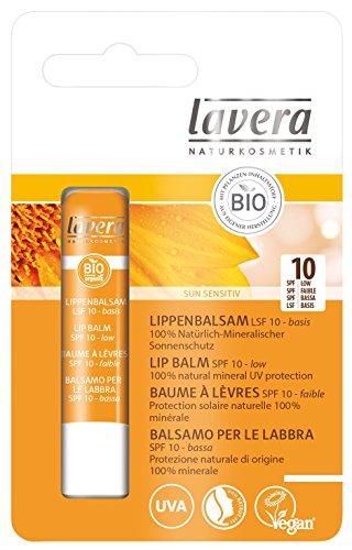 Lavera Lippenpflege Lsf 10 UV Schutz