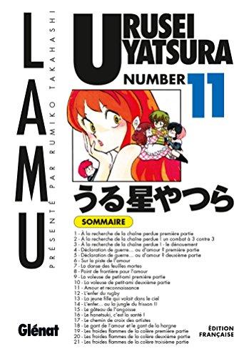 Urusei Yatsura - Tome 11