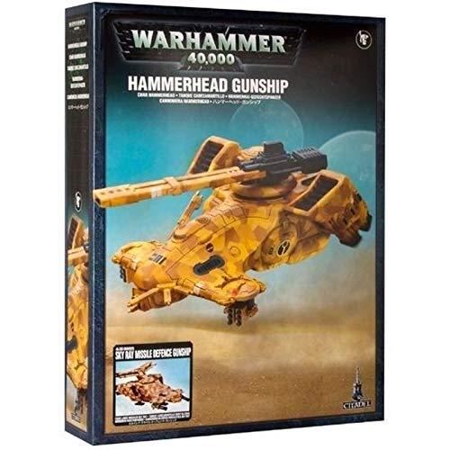 Games Workshop 99120113028 Hammerhead Gunship Action Figure