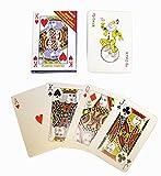 Riesig Spielkarten 17cm X 12cm (S03502)