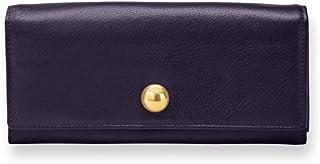 Levenger Jayne Wallet Plum (AL14275 PLM)