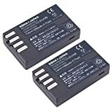 【2個セット】 PENTAX D-LI109 互換 バッテリー 【増量】【ロワジャパンPSEマーク付】