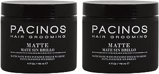 Pacinos Hair Grooming Matte (4Oz) - 2 Pieces