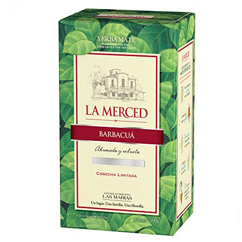 Yerba Mate marca La Merced