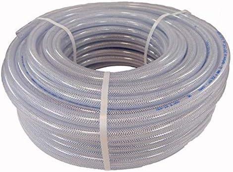 Druckluftschlauch Luftschlauch Gewebeschlauch PVC Schlauch Druckluft Meterware 1 m 19x3,5