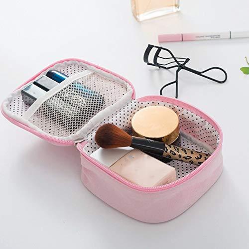 Sacs à cosmétiques de voyage mode coton imperméable multifonction maquillage sac de rangement haute qualité trousse de toilette pour les femmes