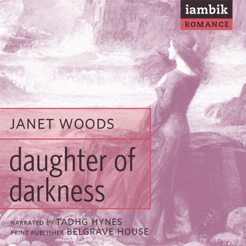 Daughter of Darkness audiobook cover art