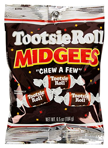Tootsie Roll Midgees (12 x 184 g)