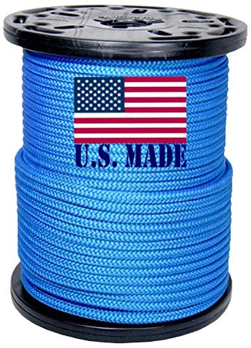 Buy Discount U.S. Made 5/16 Synthetic Winchrope by-The-Foot - 200 ft. (Splice Your own Winch Lines!...