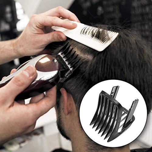 CHshe Kunststoff Aufsatzkamm für Philips-Haarschneider Hc3400 Hc3426 Hc5410 Hc5450 Hc7452 (A)