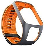 TomTom - Bracelet pour Montre TomTom RUNNER 3, SPARK 3, RUNNER 2 & SPARK - Taille...