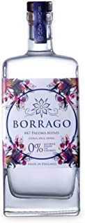 Borrago #47 Paloma Blend Spirit 500ml, Alcohol Free Non Alcoholic Spirit