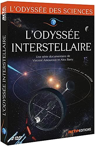 L'Odyssée interstellaire [Francia] [DVD]