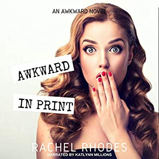 Awkward in Print audiobook cover art