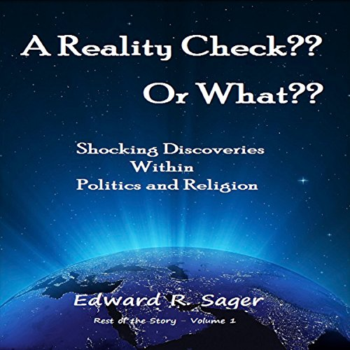 A Reality Check?? Or What?? (Rest of the Story) audiobook cover art