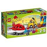 LEGO - 10590 - DUPLO - Jeu de Construction - L'aéroport