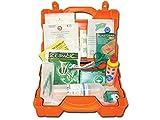 GIMA 34184 Kit Pronto Soccorso, All. 2, Valigetta Plastica...