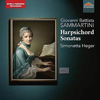 Sammartini: Harpsichord Sonatas