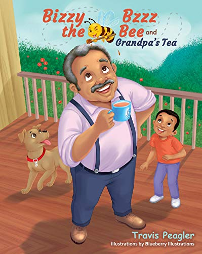 Bizzy Bzzz the Bee and Grandpa