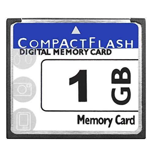DIGITAL HD SCHEDA DI MEMORIA 1 Gb CF CARD COMPACT FLASH OTTIMA QUALITà NUOVA DA ITALIA