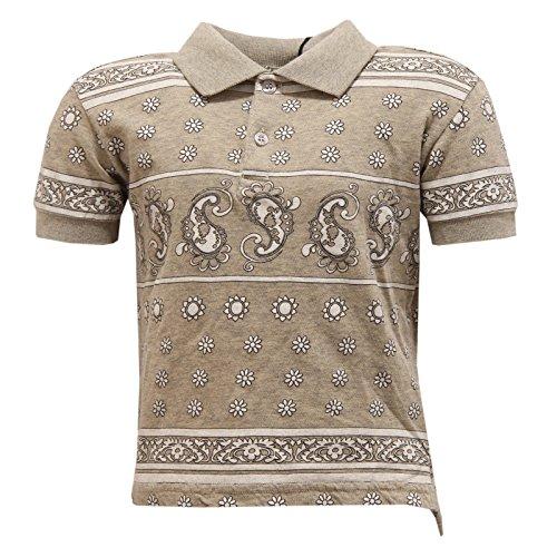 4776S maglia bimbo DOLCE & GABBANA JUNIOR polo t-shirt polo kid [5 YEARS]