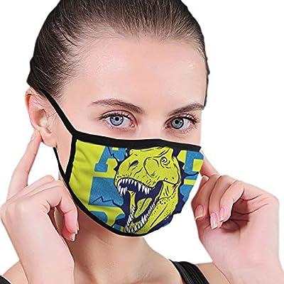 Unisex Mask Cartoon Dinosaur (11) Mouth Mask Face Masks for Men Women