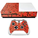 MightySkins Carbon Fiber Skin for Microsoft Xbox One S - Nice Rack   Protective, Durable Textured Carbon Fiber Finish   Easy to Apply, Remove, and Change Styles   Made in The USA