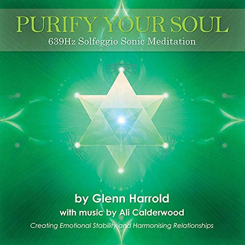 639hz Solfeggio Meditation audiobook cover art