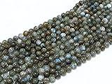 Beads Ok, DIY, Labradorite, A-Grade, Véritable, Naturel, 8mm, Perle en Pierre...