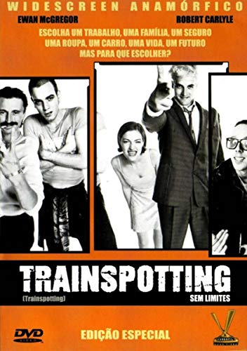 Trainspotting - Ed. Especial Limitada Versátil - Danny Boyle