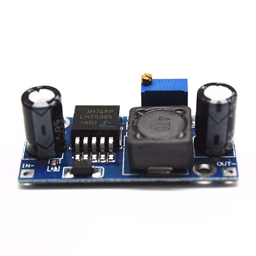 進化不一致高原WillBest 3PCS LM2596 LM2596S-ADJ DC-DC 3-40V adjustable step-down power Supply module 3A adjustable regulator 24V to 12V 5V 3V