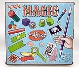 45 Trucos Magia Set Infantil Magos Caja Creativo Aprendizaje para niños