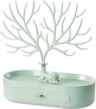 iplusmile Sieraden Boom Organizer Ketting Oorbellen Display Stand Lade- Type Sieraden Houder Bruids Sieraden Tray voor Vrouw