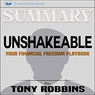 Summary of Unshakeable: Your Financial Freedom Playbook cover art