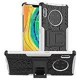 HUAYIJIE MG Coque pour Huawei Mate 30 TAS-L09 TAS-L29 Coque Phone Case Cover Etui Housse Case 5
