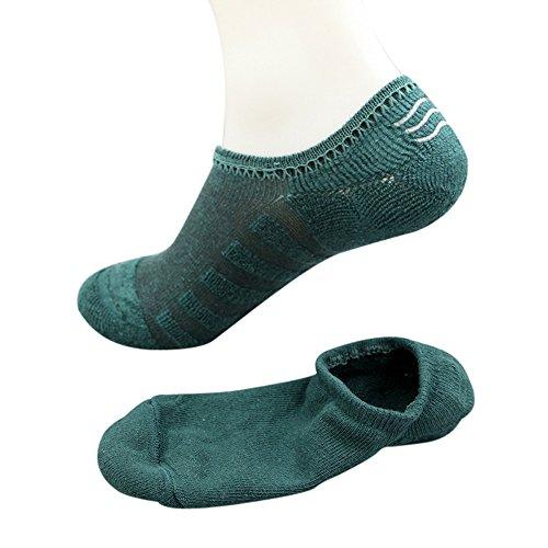 IFOUNDYOU Sport für Männer Baumwoll Socken, 1 Paar Männer Warm bleiben Weich Freizeit Atmungsaktiv Socken Sommer Neu Volltonfarbe Socken