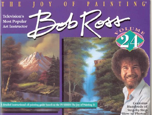 Bob Ross The Joy of Painting Book 24
