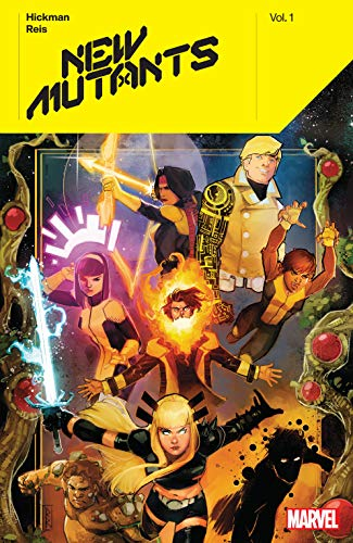 New Mutants by Jonathan Hickman Vol. 1 (New Mutants (2019-)) (English Edition)