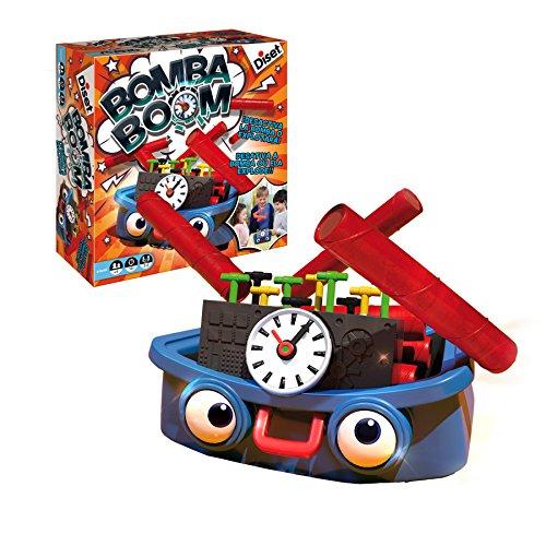 Diset - Bomba Boom, Juego de Habilidad, S.A 62303