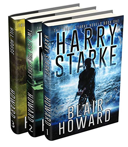 The Harry Starke Series: Books 1-3 (The Harry Starke Series Boxed Set Book 1) by [Blair Howard]