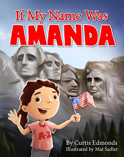 If My Name Was Amanda by Edmonds, Curtis ebook deal